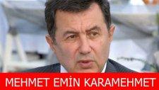 Mehmet Emin Karamehmet Kimdir?