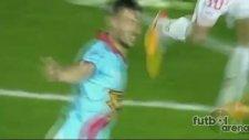 Arjantin'i sallayan gol