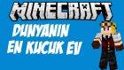Dünyanın En Küçük Evi [2x2] - Minecraft İpuçları