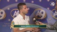 Hürkan Akkuzu, Fizyoterapist