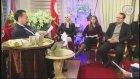 Adnan Oktar'ın Jerusalem Post gazetesinden Seth Frantzman ve Laura Kelly ile A9 TV'deki canlı yayın
