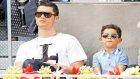 Küçük Ronaldo'yla delirmeler