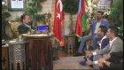 Azerbaycan bizim can parçamızdır, bir an önce birleşmeliyiz.