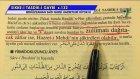 Bediüzzaman Said Nursi Hazretleri Hz. Mehdi (as) bir asır sonra yani Hicri 1400'de gelecek diyor