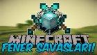 Minecraft FENER SAVAŞLARI !! (2v2) w/Wolvoroth Gaming,Ozan Berkil,xSynapse