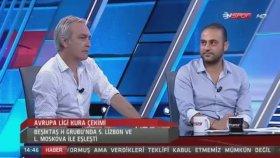 Önder Özen'in Canlı Yayında Hasan Şaş'ı İplememesi