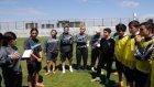 Geleceğin kadın antrenörleri eğitiliyor