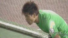 37'lik Nakamura'dan müthiş frikik golü
