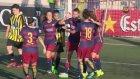 Barcelona kadın futbol takını gol oldu yağdı