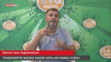 Mehmet Ayan değerlendiriyor