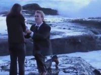 Evlilik Teklifine Deniz Engeli