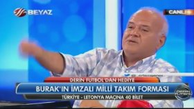 Hakan Ural Rasim Ozan ve Ahmet Çakar'ın Kavgası