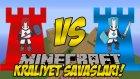 Minecraft KRALİYET SAVAŞLARI !! (3v3) - w/Batuhan Çelik,Wolvoroth Gaming,xSynapse,Erorah,HyperFox