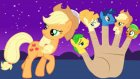 My Little Pony The Finger Family Şarkısı
