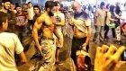 Taksim'de Vücut Geliştirme Şovu ! - Istanbul Bodybuilding Posing in Public - KENZO KARAGÖZ