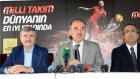 Konya milli maçları bekliyor