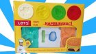 Lets Oyun Hamuru Hamburgerci Seti Oyuncak Tanıtımı