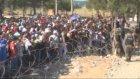 Makedonya'daki kaçak göçmen krizi