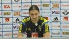 Zlatan'dan G.Saray ve F.Bahçe açıklaması
