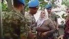 Askerlerin Şehit Annesini Ziyareti