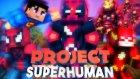 Minecraft: Project SuperHuman - Bölüm 5 - IM BATMAN!