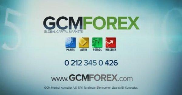 Gcm menkul forex