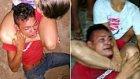 Soymaya Çalıştığı Kadın Kafes Dövüşçüsü Çıkınca Tezeği Avuçla Yiyen Hırsız