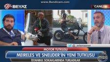 Ahmet Çakar - Motora Binerken Korunmalıyız