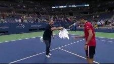 Djokovic'ten gangnam style!
