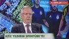 Fenerbahçe Ergin Ataman'ı Topa Tuttu