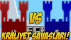 Minecraft KRALİYET SAVAŞLARI !! (4v4) - w/Batuhan Çelik,Wolvoroth Gaming,GreenBrain