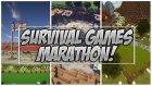 SOLOSG MARATHONN !! - Minecraft: Survival Games #50