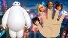Big Hero 6 Baymax Finger Family Şarkısı