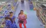 Konserveleri İç Çamaşırına Saklayıp Hırsızlık Yapmak