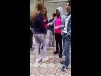 Çok Sert Kız Kavgası - Esenler