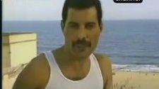 Freddie Mercury Röportajı (Türkçe Altyazılı)