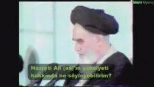 Hazreti Ali - İmam Humeynî