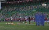 Nani, Quaresma ve Ronaldo'dan Frikik Gösterisi