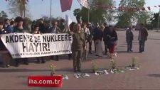 Nükleer'de Aynı Bok Ermenistan'da - Nükleer Santral Eylemi