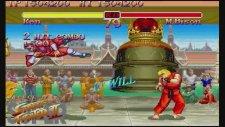 Super Street Fighter II Ken Master Tüm Roundlarda Perfect Çekmek