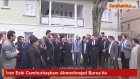 Bursa'da Ahmedinejad İzdihamı