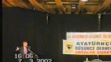 Necip Hablemitoğlu - Amerika'nın Ulus Devletlerde Kurduğu Tarikatlar!
