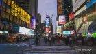 New York'un Timelapse Görüntüleriyle Bir Günü