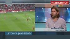 NTV Spikeri Mutlu Ulusoy, Canlı Yayında Terim'e Taktik Verdi
