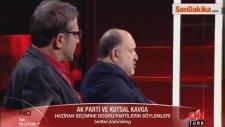 Şirin Payzın'dan AK Partililer'i Kızdıran Yorum