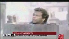 Zeki Alasya'nın Ölümü Metin Akpınar'ı Yıktı