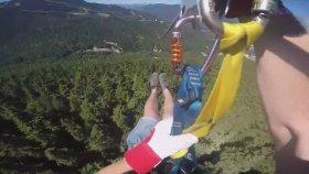 Adrenalini Tavan Yaptıran Dünyanın En Uzun Zipline Parkuru