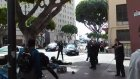 Amerika'da Evsiz Adamın Sokak Ortasında Katledilmesi