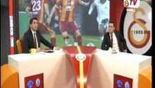 Galatasaray Gol Atınca Kendinden Geçen Gs Tv Spikerleri