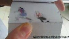 Animasyon Kitapçığıyla Ronaldinho